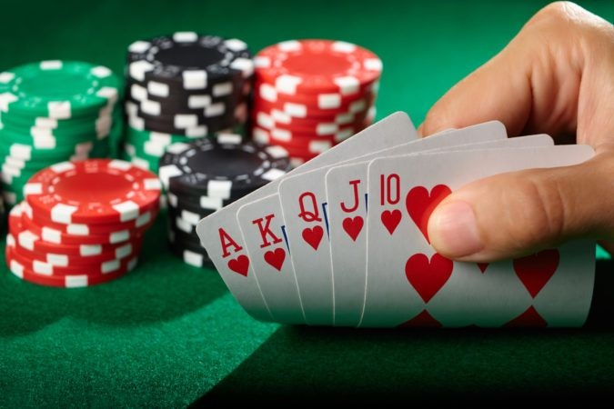 You can play online casino video games for actual cash.